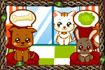 Pet Restaurant girl game